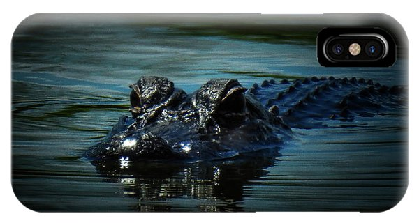 Black Water IPhone Case