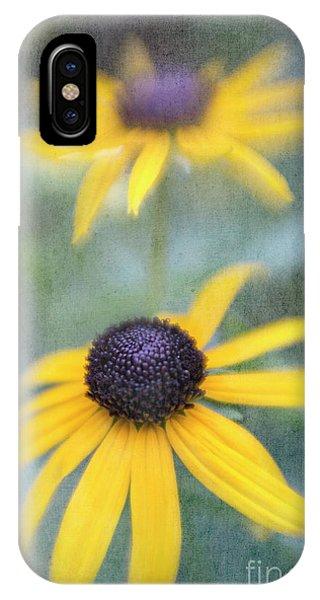 Blackeyed Susan IPhone Case