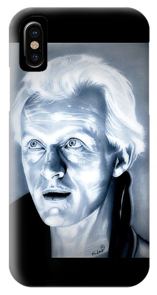 Blade Runner Roy Batty IPhone Case