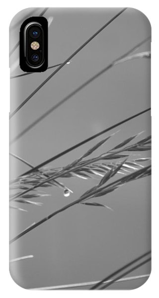 Blades Of Gray IPhone Case