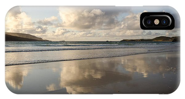 Scotland iPhone Case - Balnakeil Beach by Smart Aviation