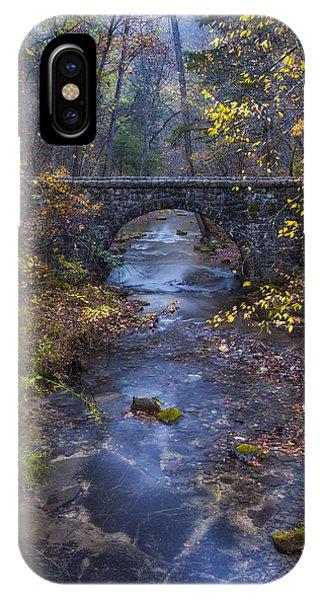 Blanchard Stone Bridge IPhone Case