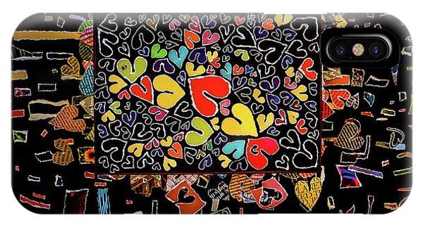 Blanket Of Love  IPhone Case