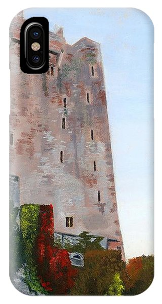 Blarney Castle IPhone Case