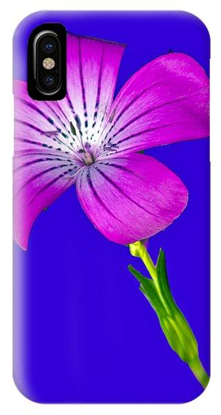 Blasting Flower IPhone Case