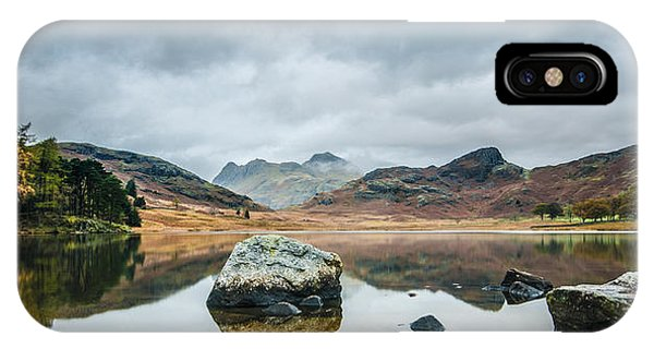 Blea Tarn In Cumbria IPhone Case