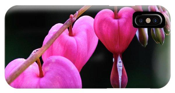 Bleeding Hearts 2 -  IPhone Case