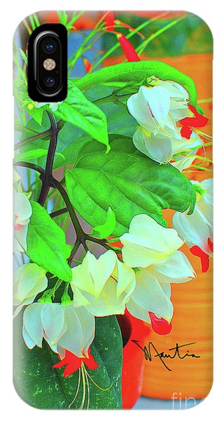 Bleeding Heart II IPhone Case