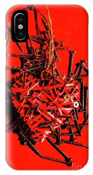 Lust iPhone Case - Bleeding Hearts by Jorgo Photography - Wall Art Gallery