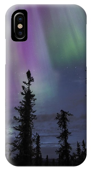 Blended Purples IPhone Case