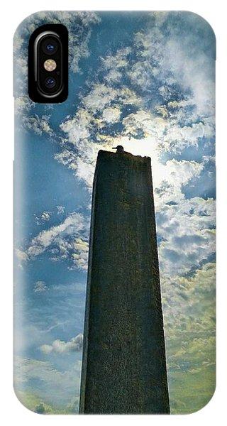 Blessed Bird IPhone Case