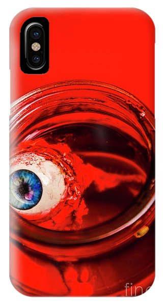 Visual iPhone Case - Blind Fear by Jorgo Photography - Wall Art Gallery