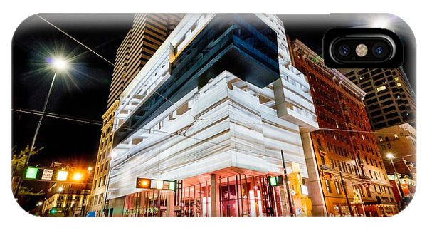 Blink Cincinnati - Contemporary Arts Center IPhone Case