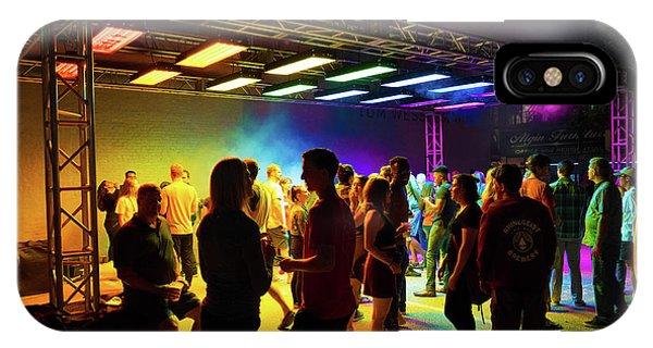 Blink Cincinnati - Luminous Ether IPhone Case