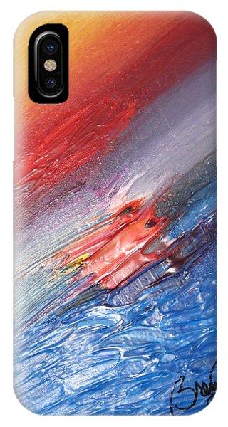 Bliss - D IPhone Case