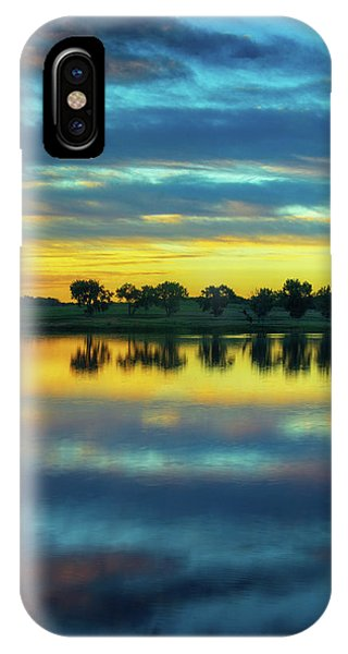 IPhone Case featuring the photograph Bliss by John De Bord