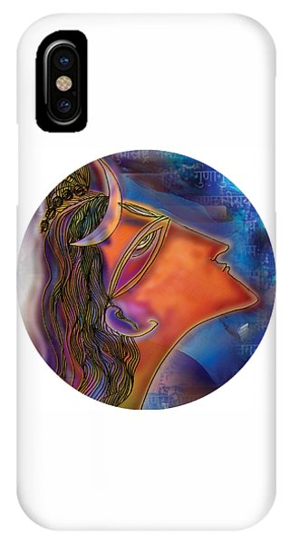 Bliss Shiva IPhone Case