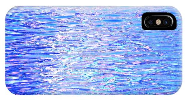 Blissful Blue Ocean IPhone Case