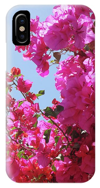 Blissful Fuchsia IPhone Case