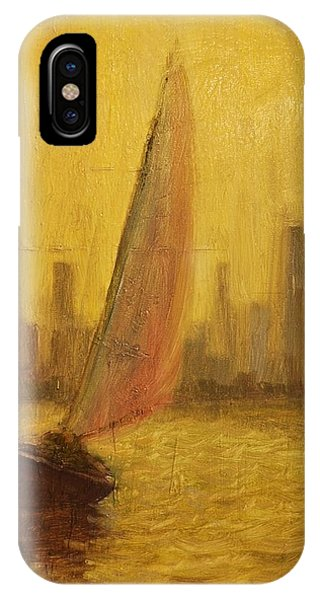 Blissful Sail IPhone Case