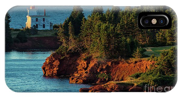 Blockhouse Point Lighthouse IPhone Case