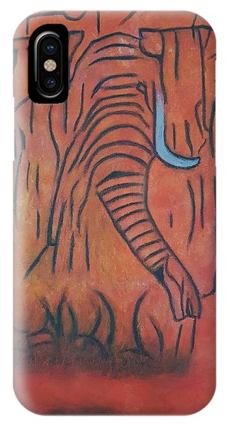 Blood Ivory IPhone Case