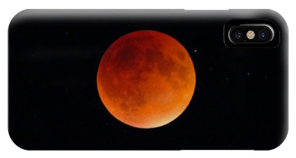 Blood Moon 2 IPhone Case