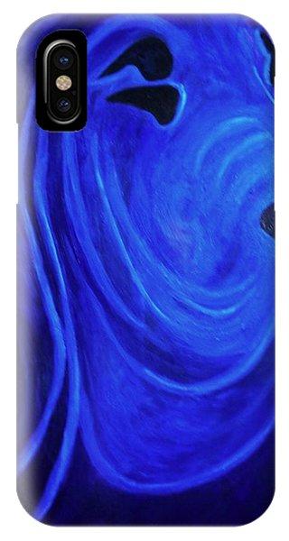 Bloodhound-  Blueblood II IPhone Case