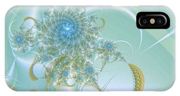 Blooming Nebulae Phone Case by Frederic Durville