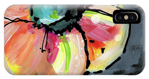 Floral iPhone Case - Blooming Wildflower- Art By Linda Woods by Linda Woods