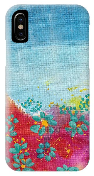 Blooms IPhone Case