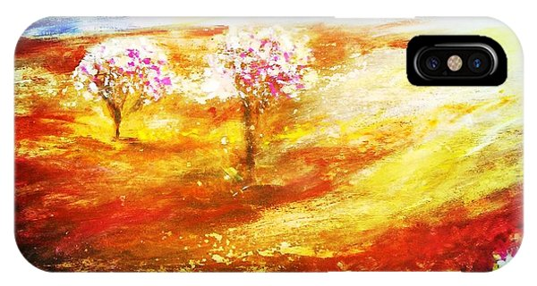 Blossom Dawn IPhone Case