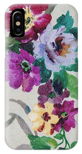 Blossom Series No.6 IPhone Case