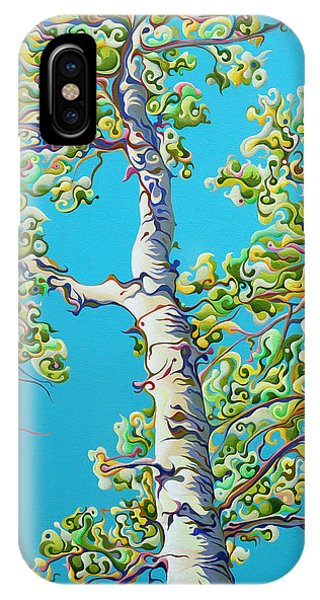 Blossoming Creativitree IPhone Case