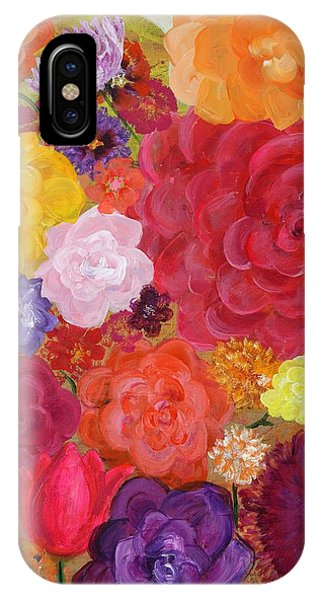 Blossoms By The Sea Detail Phone Case by Sabra Chili
