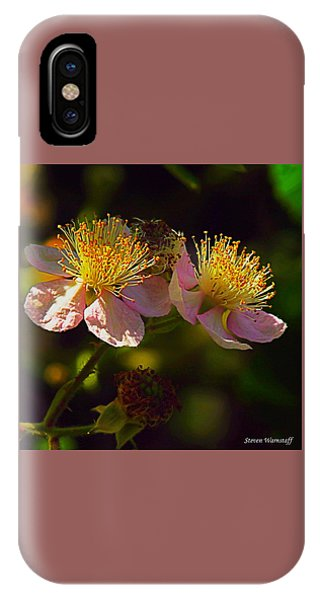 Blossoms.1 IPhone Case