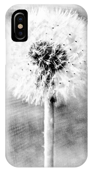 Blowing In The Wind Pencil Effect IPhone Case