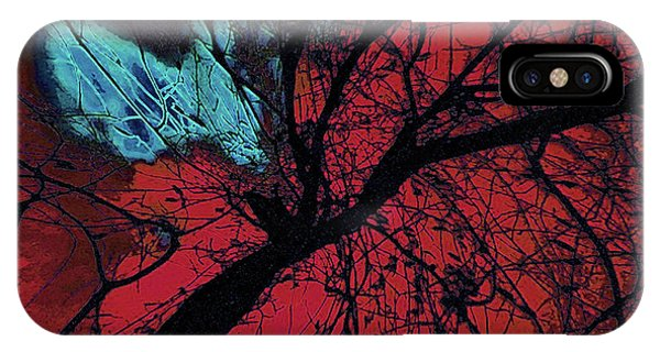 Wings Of Yoga IPhone Case