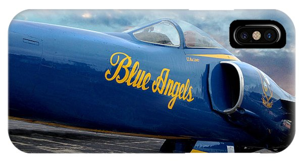 Blue Angels Grumman F11 IPhone Case