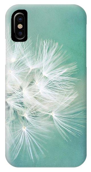 Blue Awakening IPhone Case