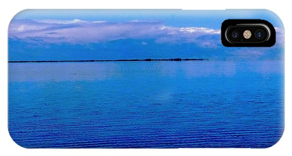 Blue Blue Sea IPhone Case