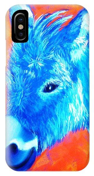 Blue Burrito IPhone Case
