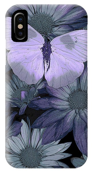 Fairy iPhone Case - Blue Butterfly by JQ Licensing