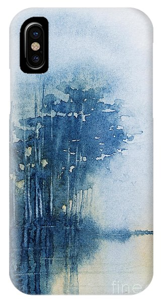 Blue Evening IPhone Case