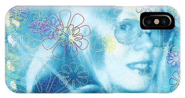 Blue Fairy Dream IPhone Case