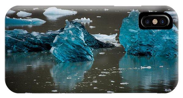 Blue Gems IPhone Case