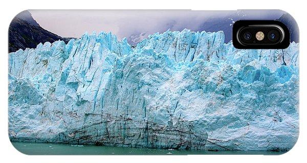 Blue Glacier IPhone Case
