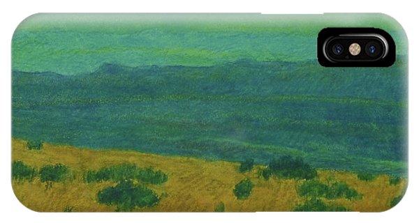 Blue-green Dakota Dream, 1 IPhone Case