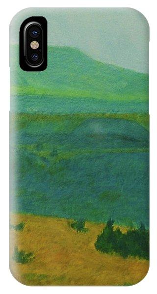 Blue-green Dakota Dream, 2 IPhone Case