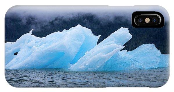 Blue Iceberg IPhone Case
